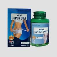 New Super Diet  - Viên Giảm Cân Nhập Khẩu Mỹ