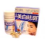 Pearl Whitening & Spots Removing -Viên uống Trị nám tàn nhang Nhật Bản