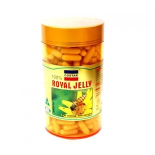 Sữa ong chúa Costar Royal Jelly...Úc - Xóa bỏ nếp nhăn